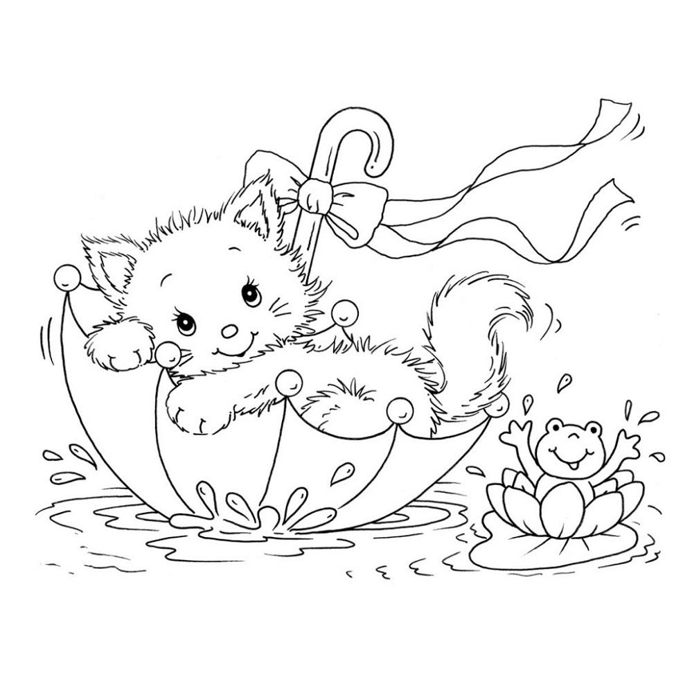 Cat Activities for Kids Activity