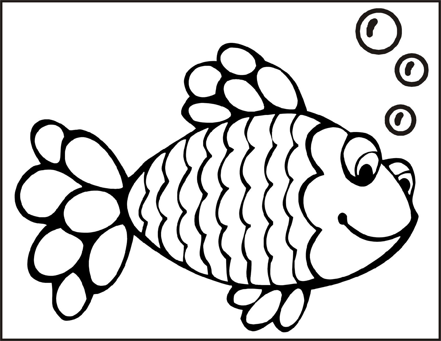 color-pages-of-fish-for-kids
