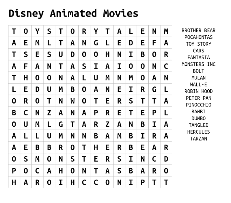 disney-word-search-puzzles-animation