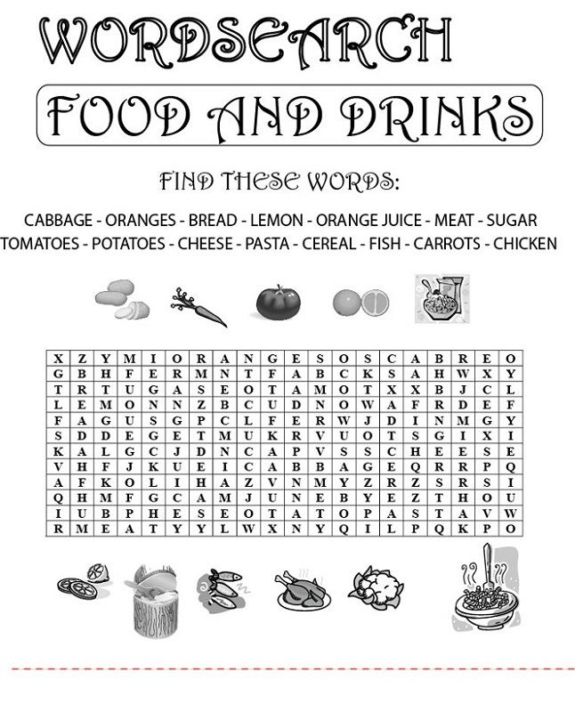 food-word-search-puzzles-fun