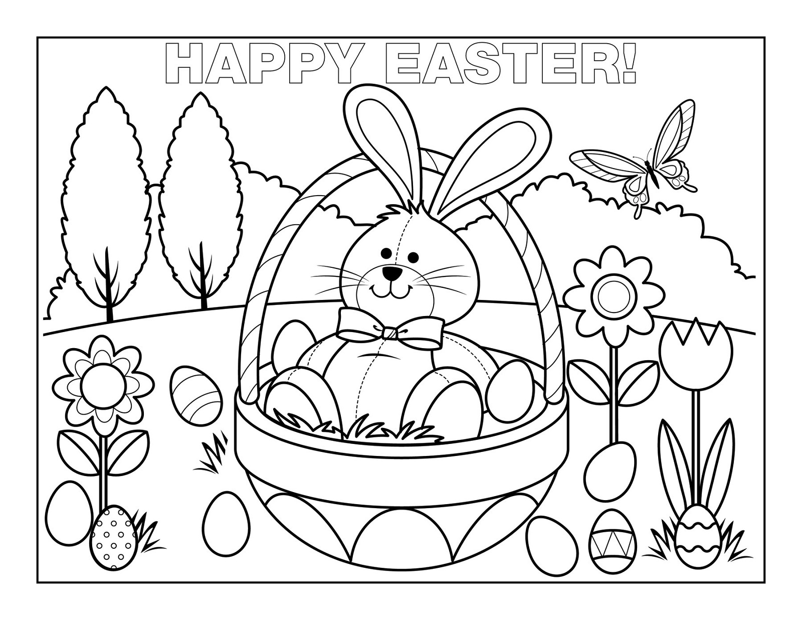 free-activity-pages-easter