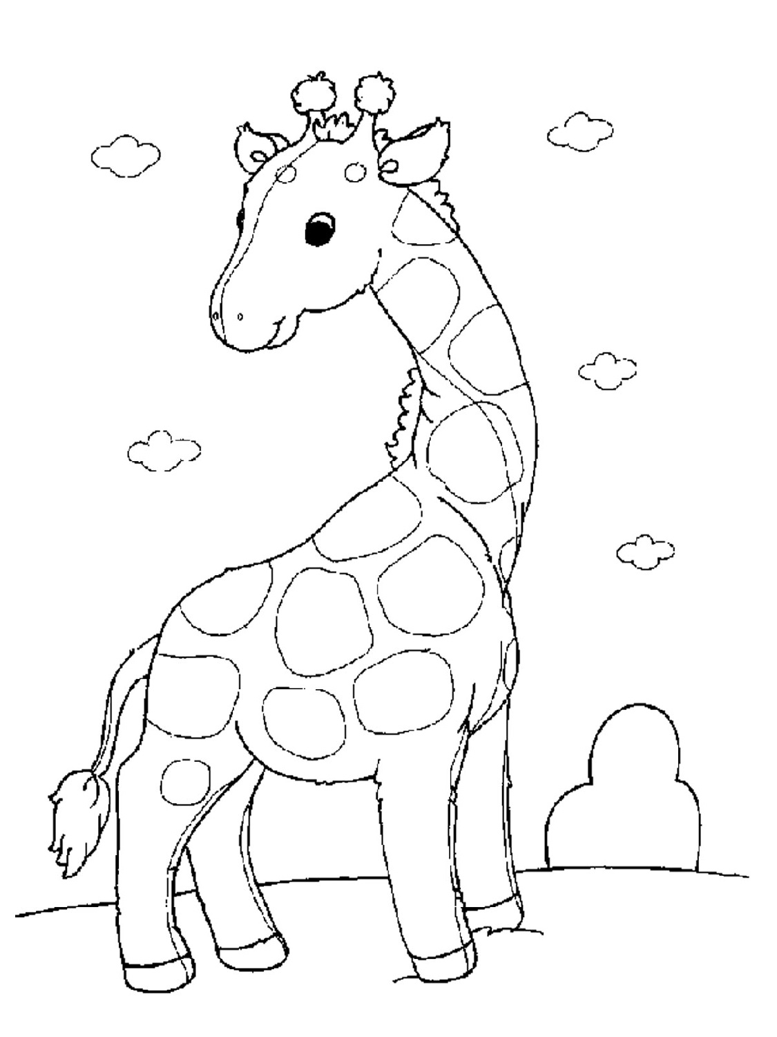 free-activity-pages-giraffe