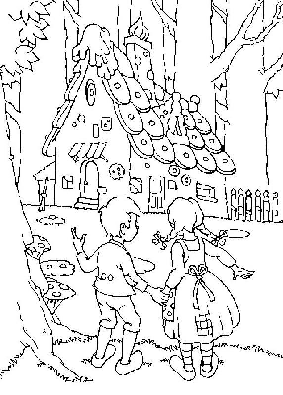 hansel-and-gretel-worksheets-house