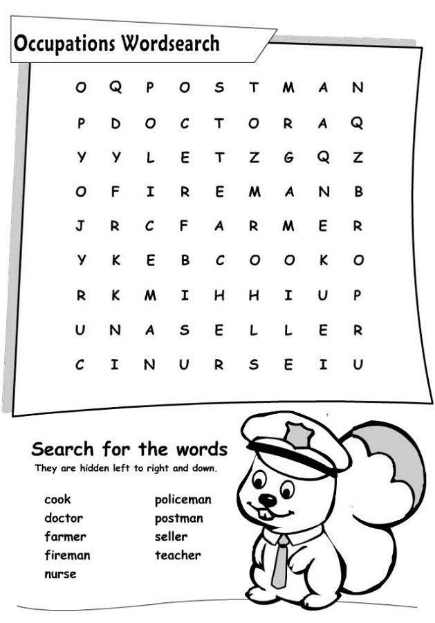 job-word-search-occupation