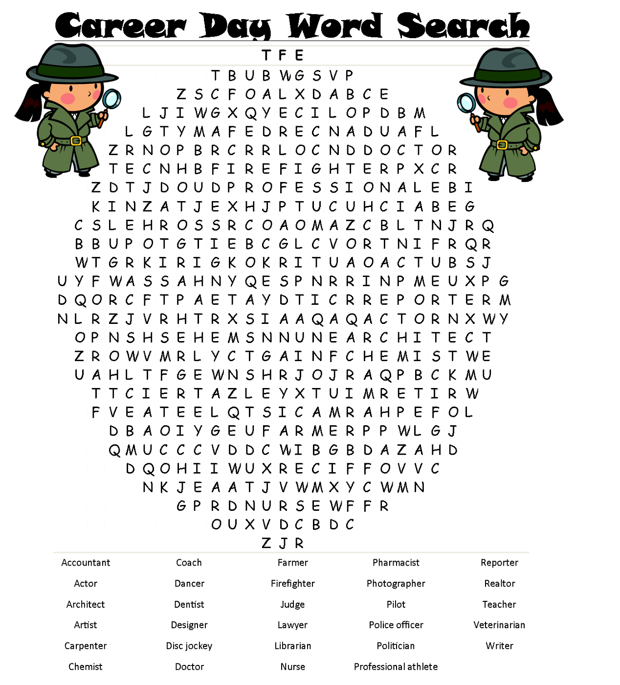 job-word-search-printable
