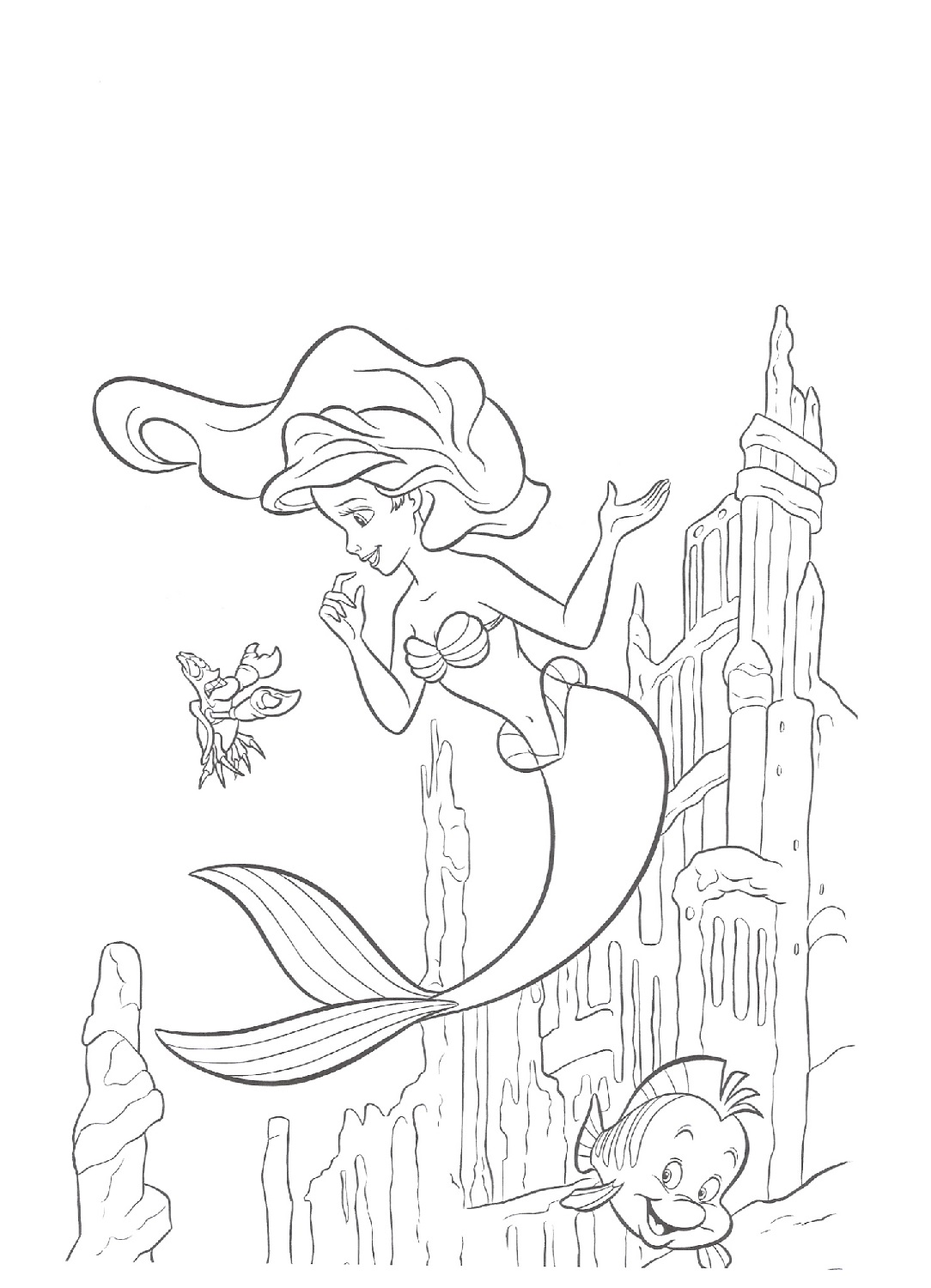 little-mermaid-activities-coloring