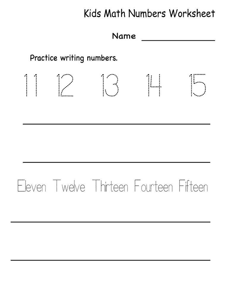 math-numbers-worksheets-practice