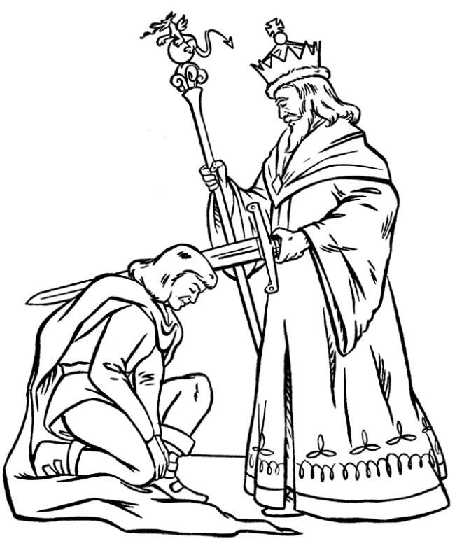 medieval-times-worksheets-king