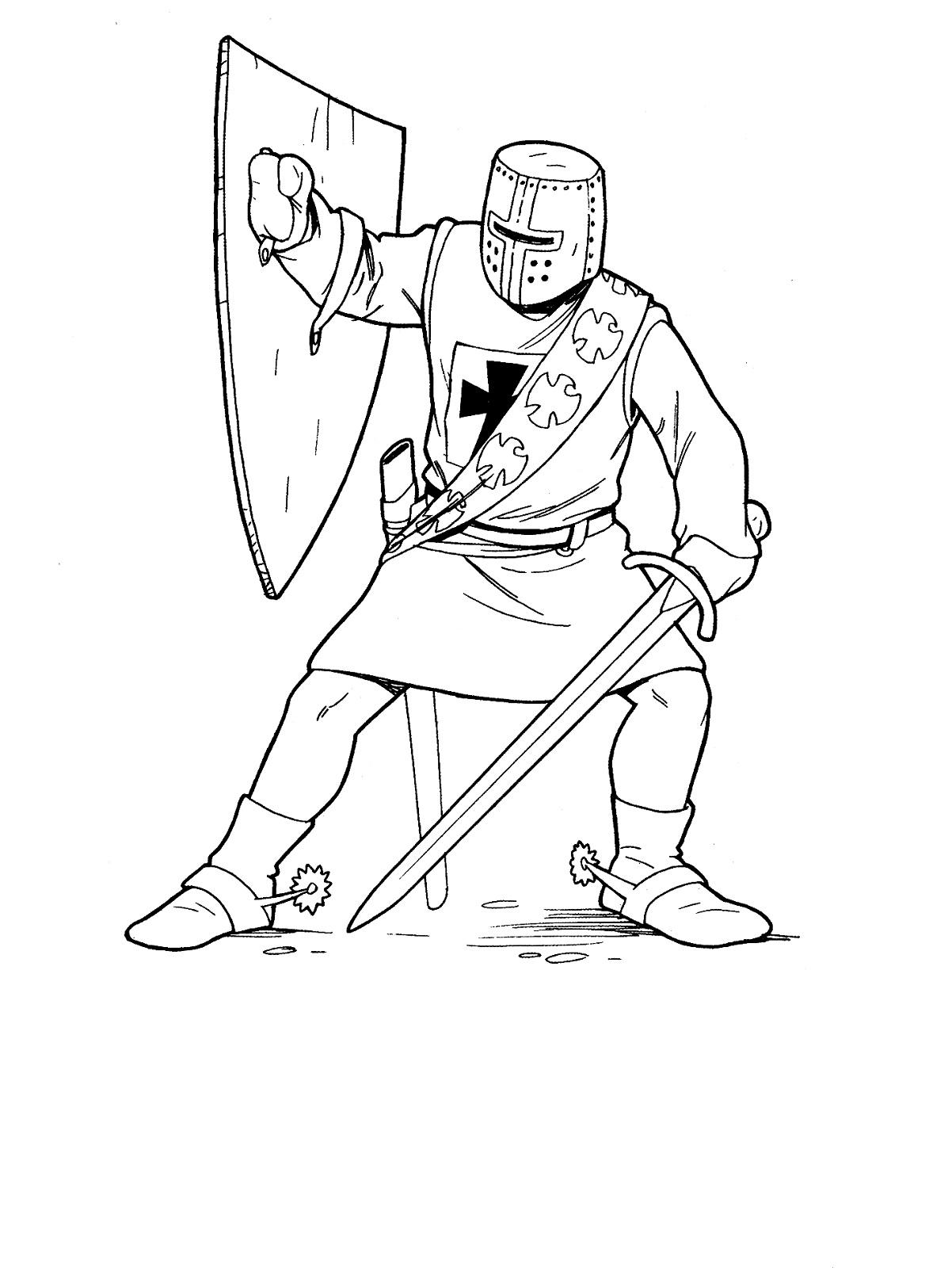 medieval-times-worksheets-printable