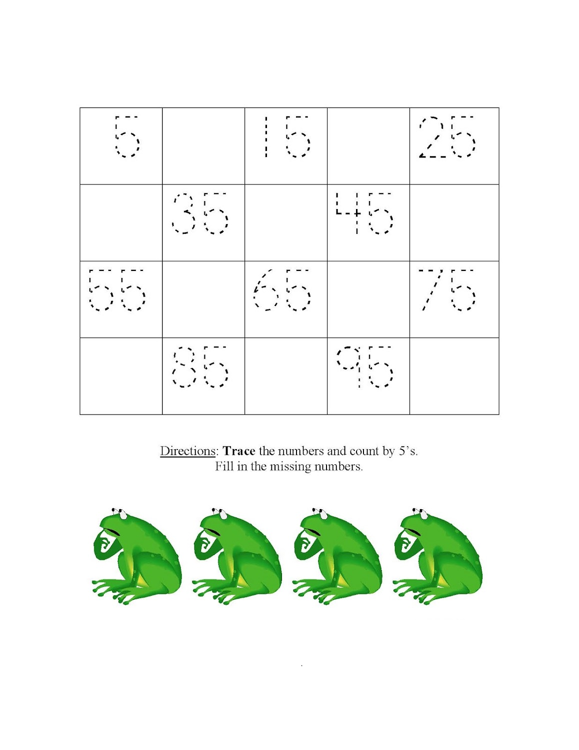 skip-count-by-5-worksheet-frog