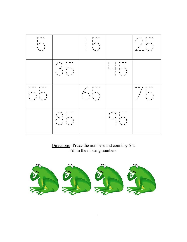 skip-count-by-5-worksheet-frog
