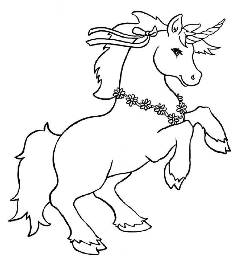 unicorn-color-pages-cute