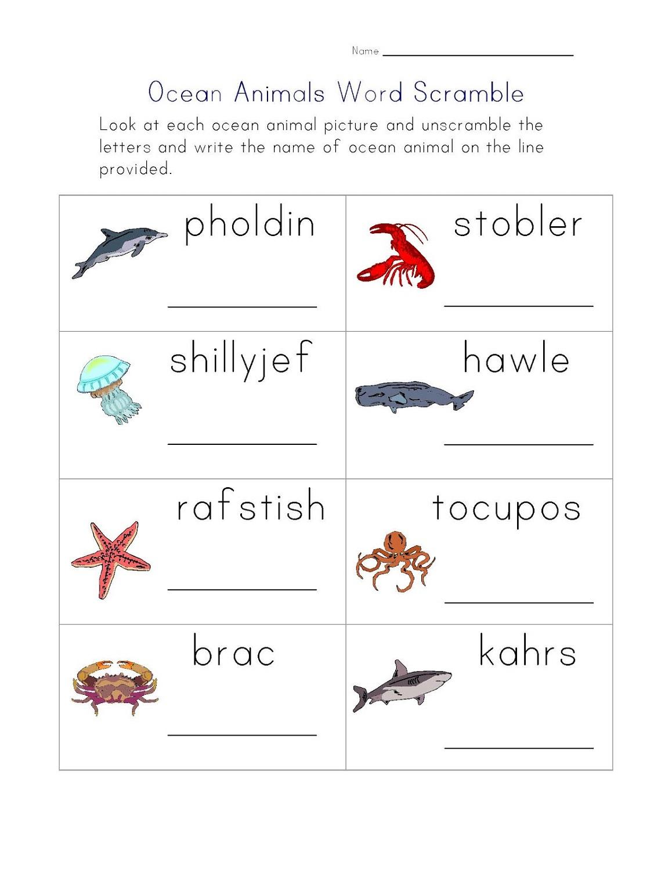 animal-word-scramble-ocean