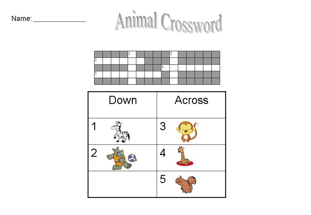 easy-kids-crossword-puzzles-animal