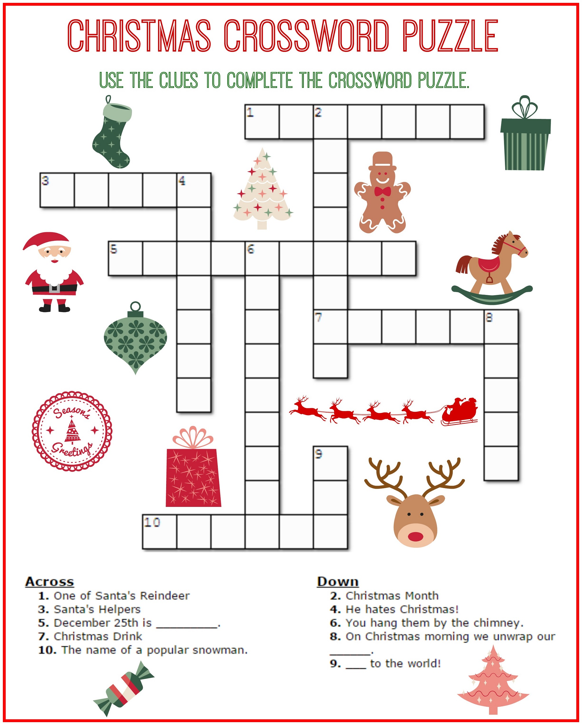 easy-kids-crossword-puzzles-christmas