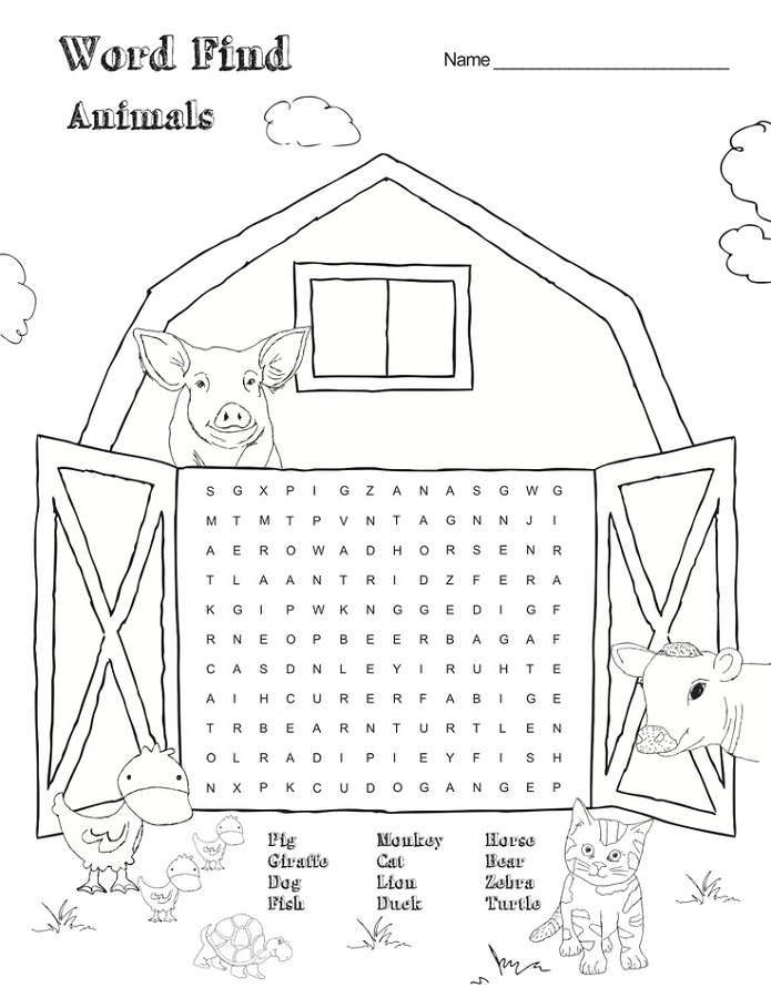 farm-word-search-printable