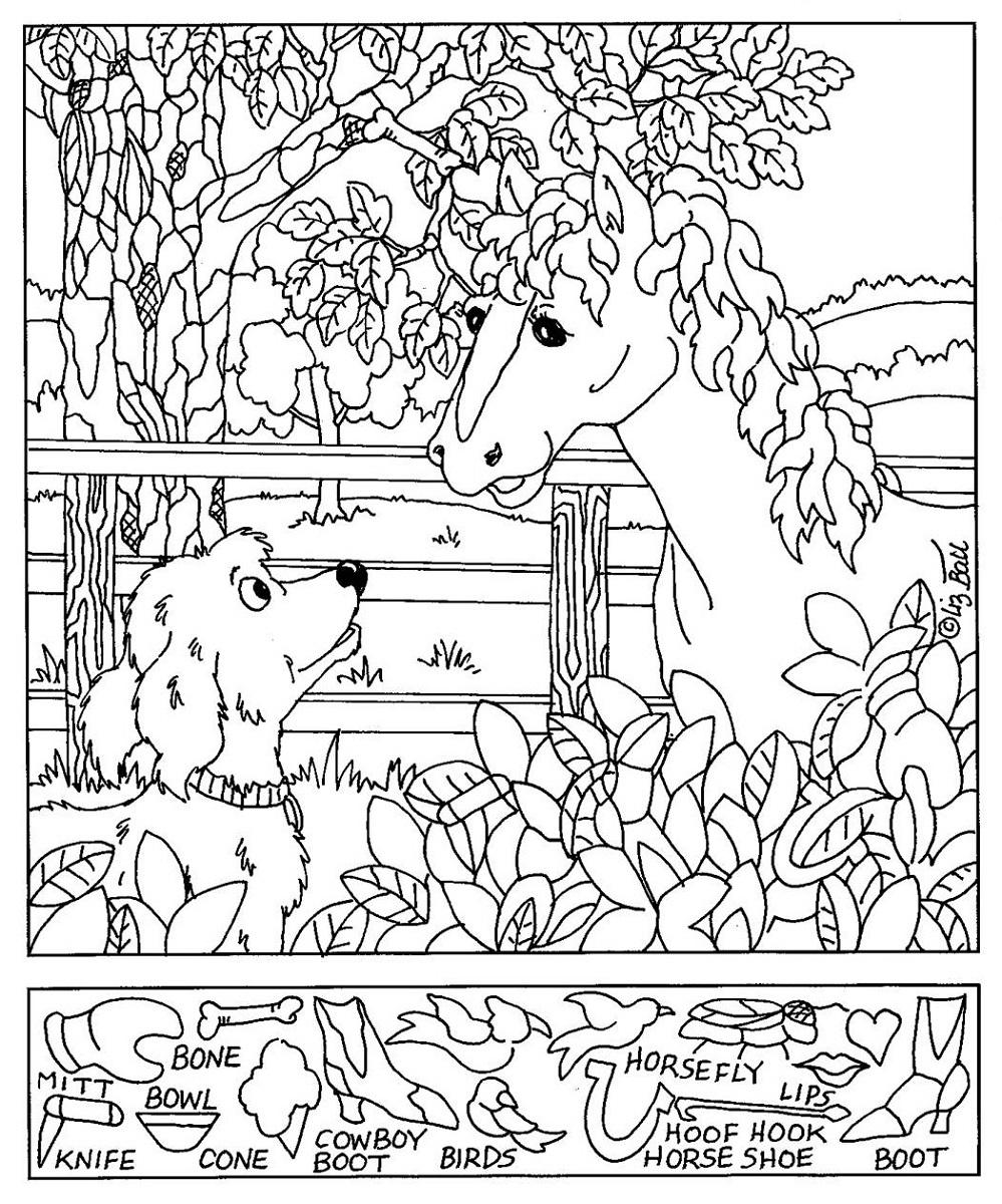 hidden-picture-worksheet-horse