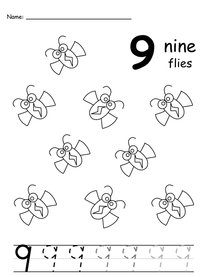 number-9-worksheet-for-kids