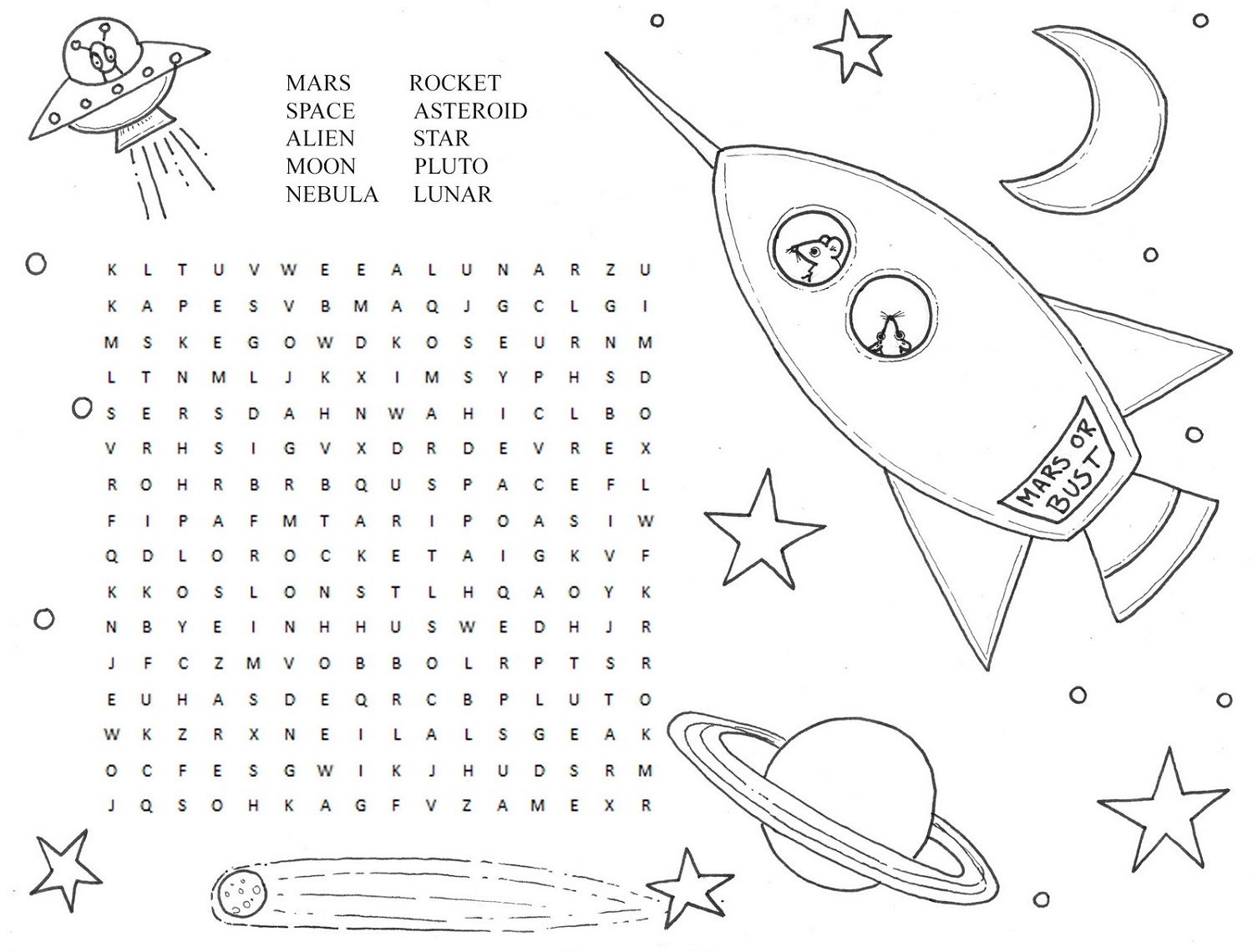 outer-space-word-search-free
