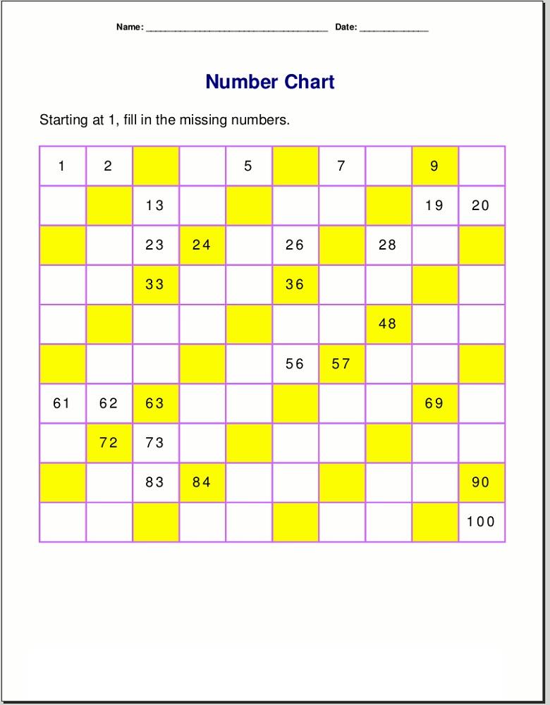 100-chart-worksheets-for-kids