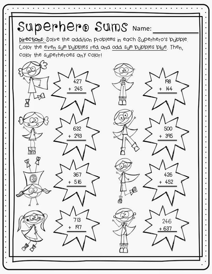 even and odd numbers worksheets addition