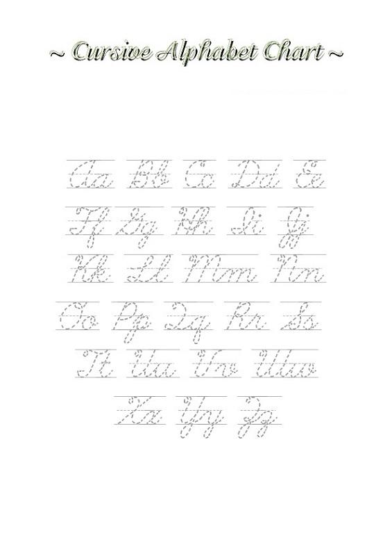 letter-tracer-pages-cursive
