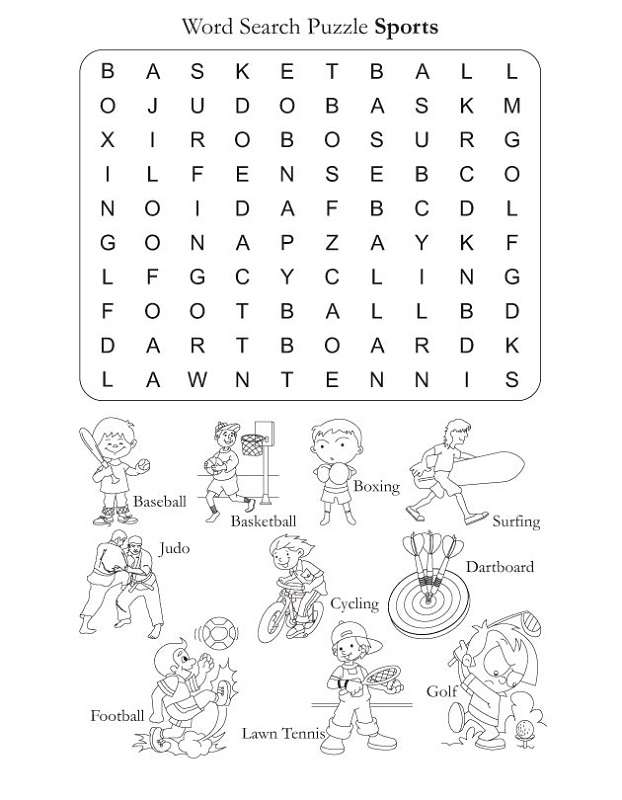 sports-word-search-puzzle