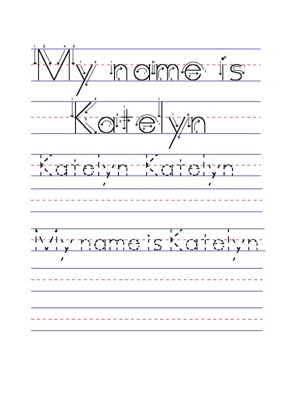 traceable-name-worksheets-for-preschoolers