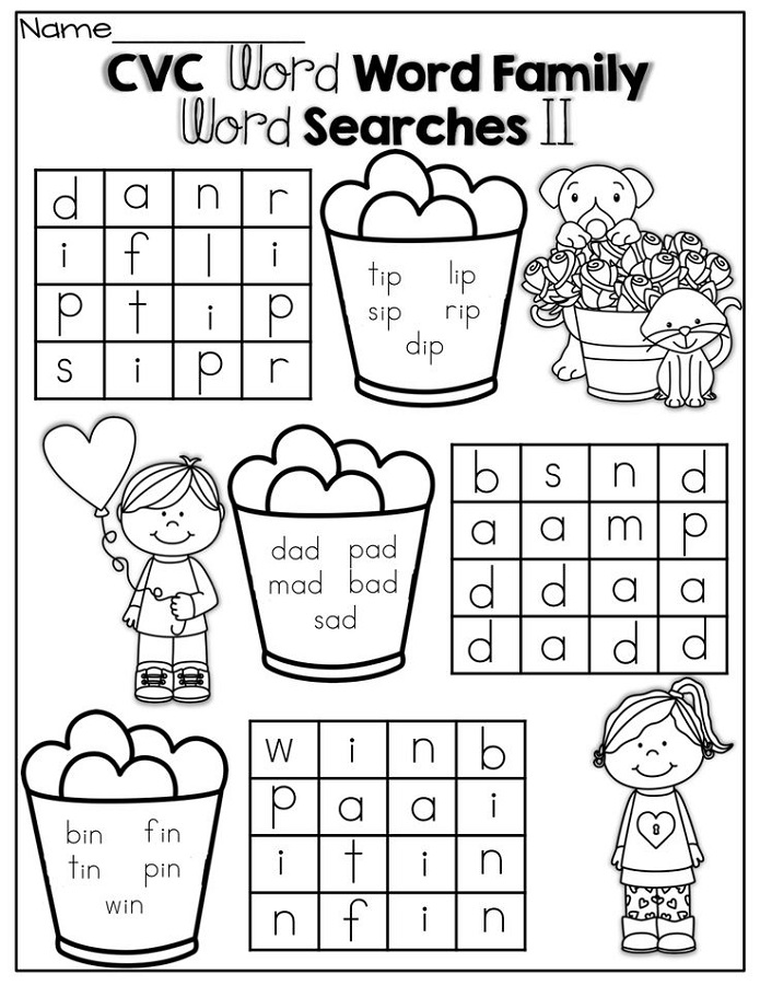simple word search free