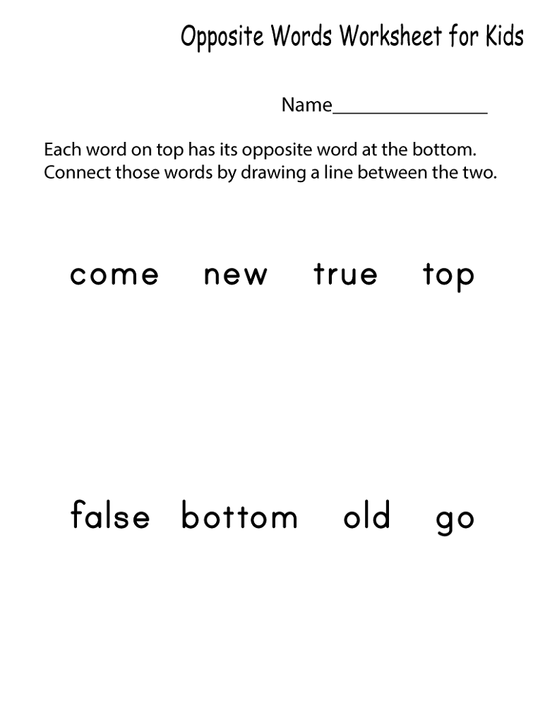 word games worksheets opposite