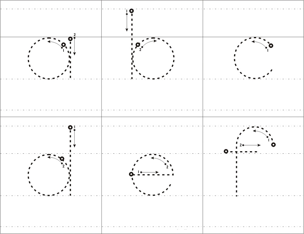 free traceable letters worksheet