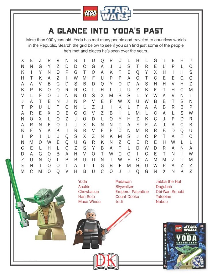 It is an image of Old Fashioned Star Wars Crossword Puzzles Printable