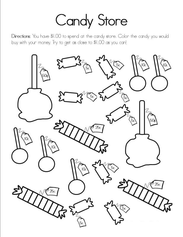 Fun Activity Sheets for Kids | Activity Shelter