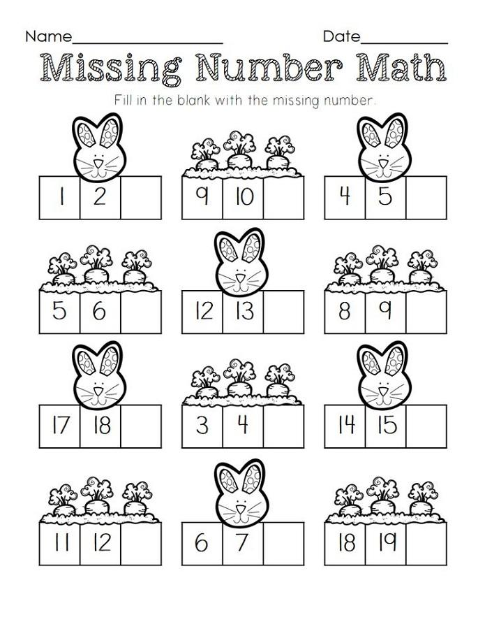 fun math worksheet free