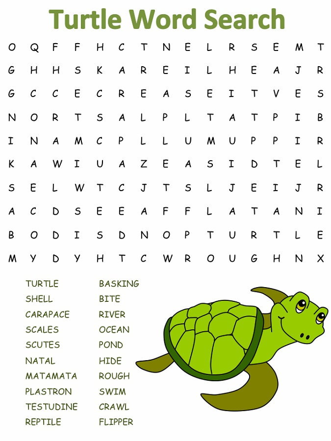 Free Kid Word Searches on Frog Life Cycle Printable