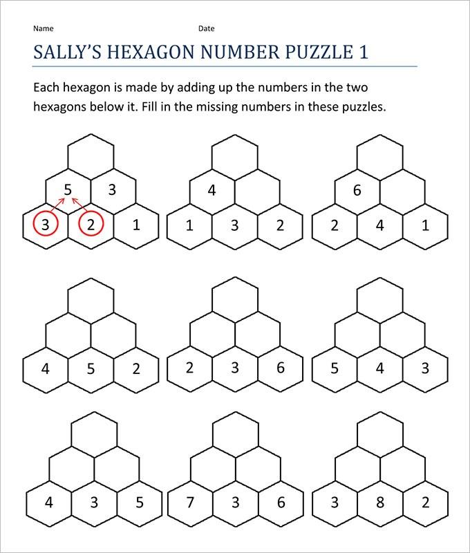 math is fun worksheet for kids
