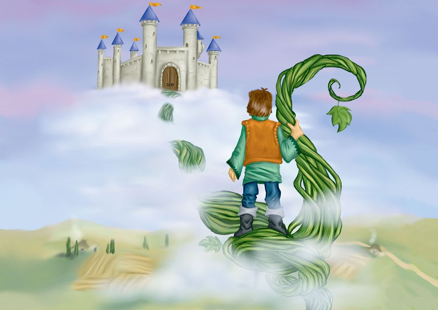 pictures of jack and the beanstalk printable