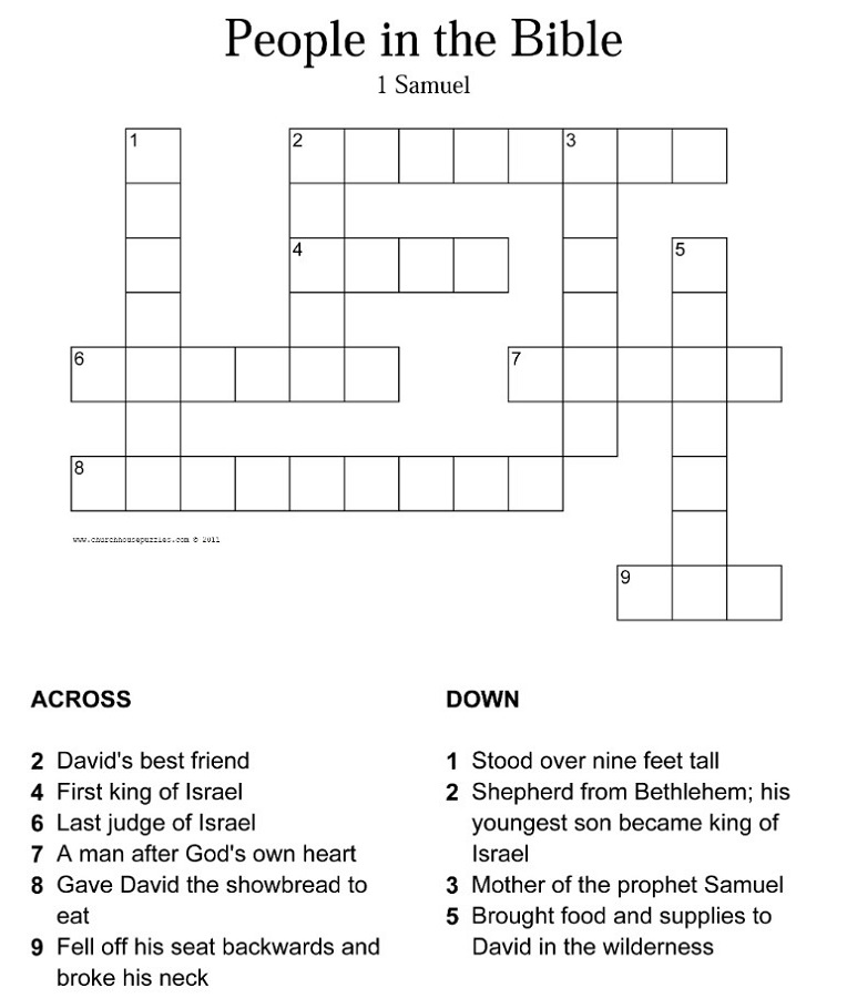The Best Crossword Puzzles for Kids | Activity Shelter