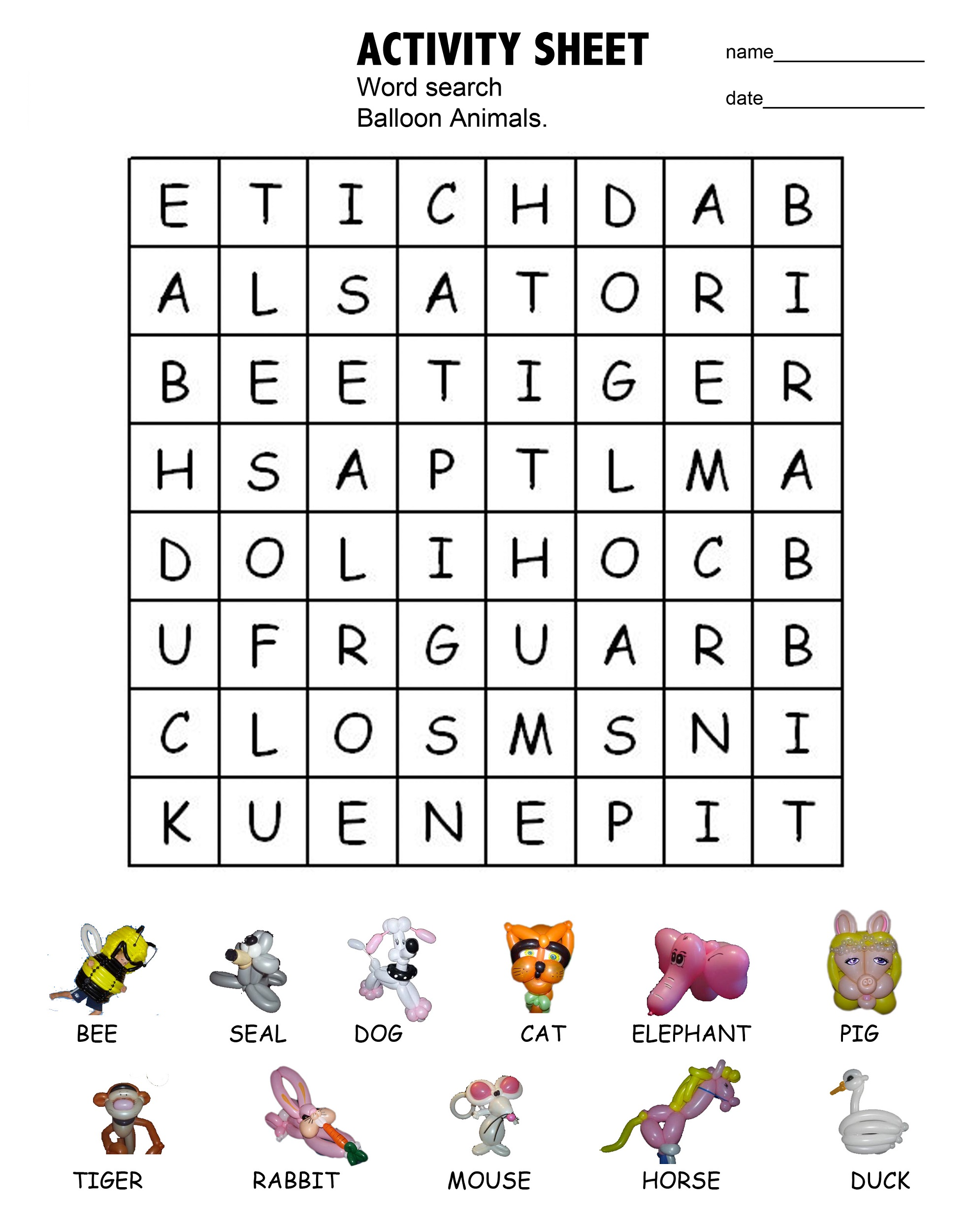 It is a graphic of Effortless Child Word Search Printable