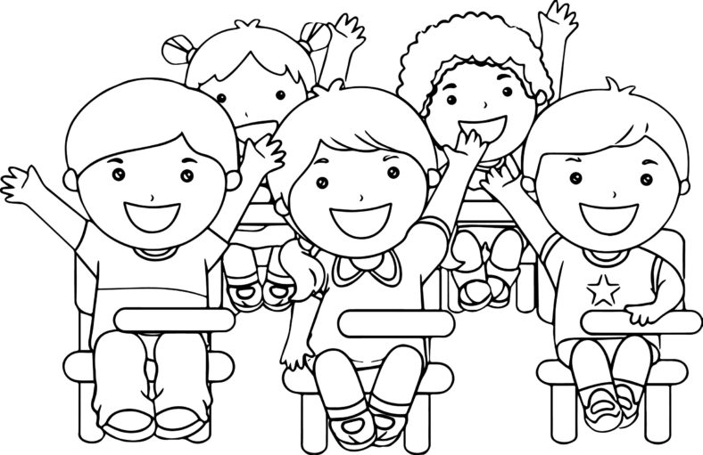 activity pages for kids classroom
