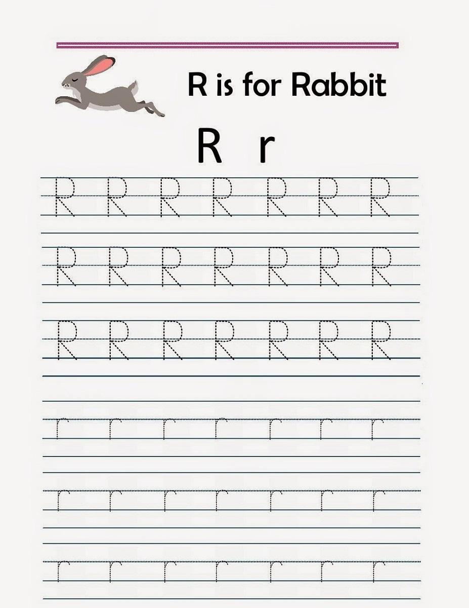 worksheet Traceable Alphabet Worksheets free traceable alphabet worksheets activity shelter rabbit