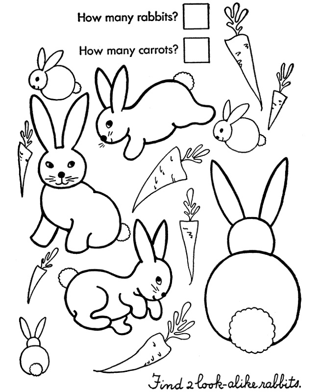 kids activity sheets free