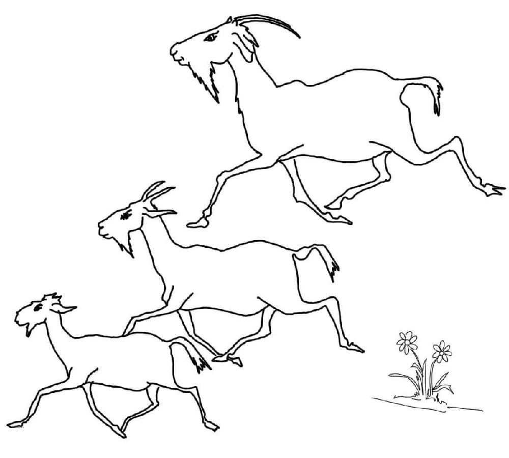 three billy goats gruff worksheets printable