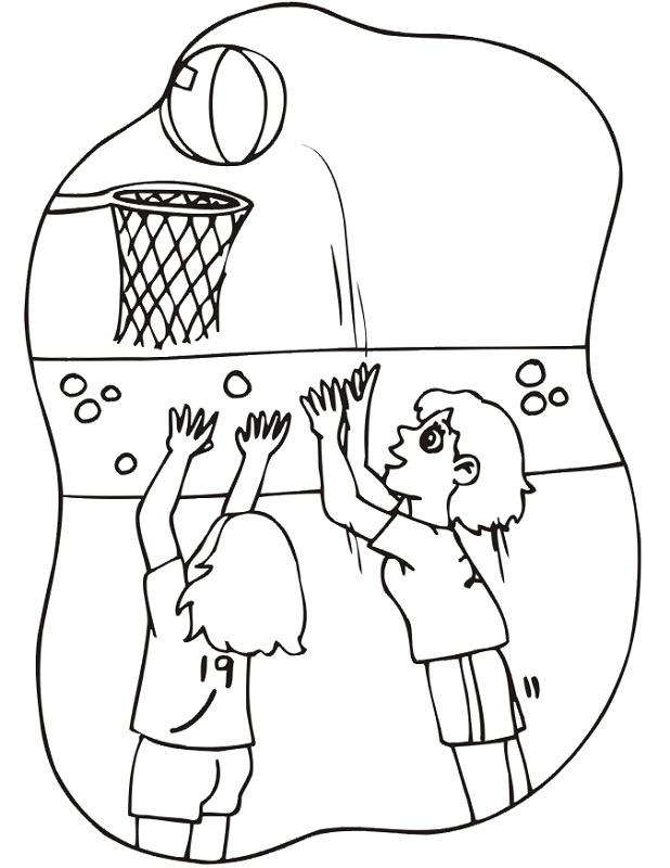 basketball activities for kids girl