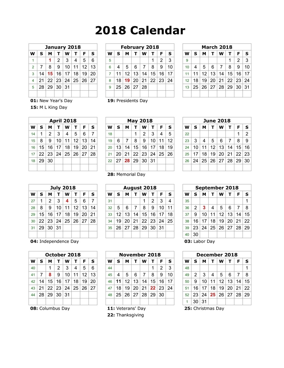 printable yearly calendar blank holidays portrait powerful