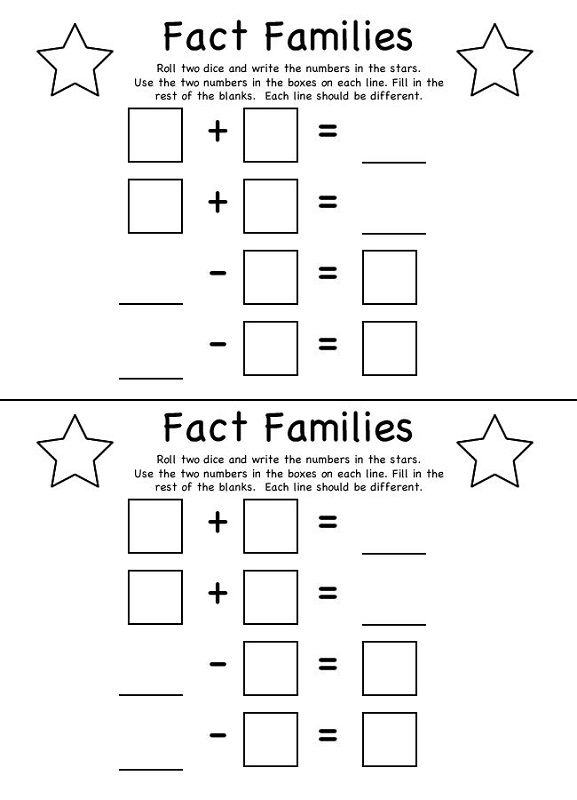Learn subtraction facts