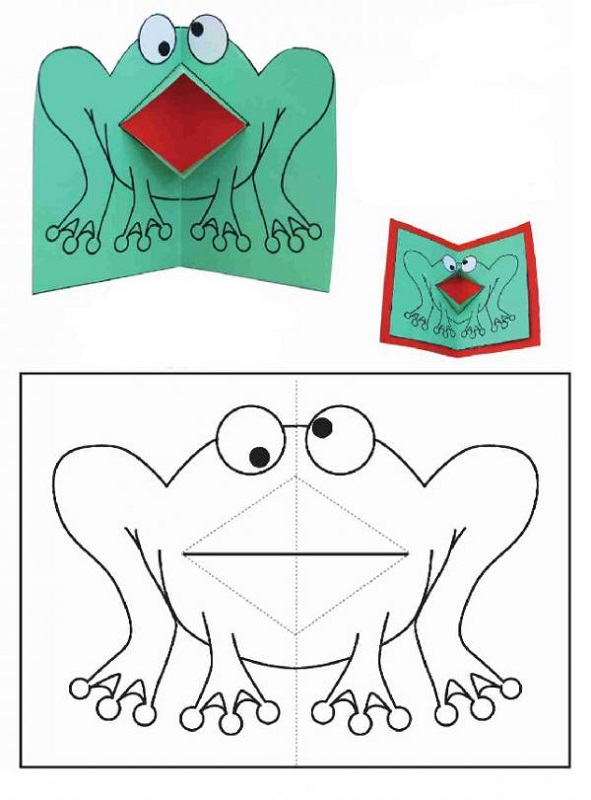 frog activities for kids printable