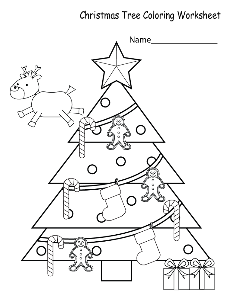 free preschool worksheets coloring