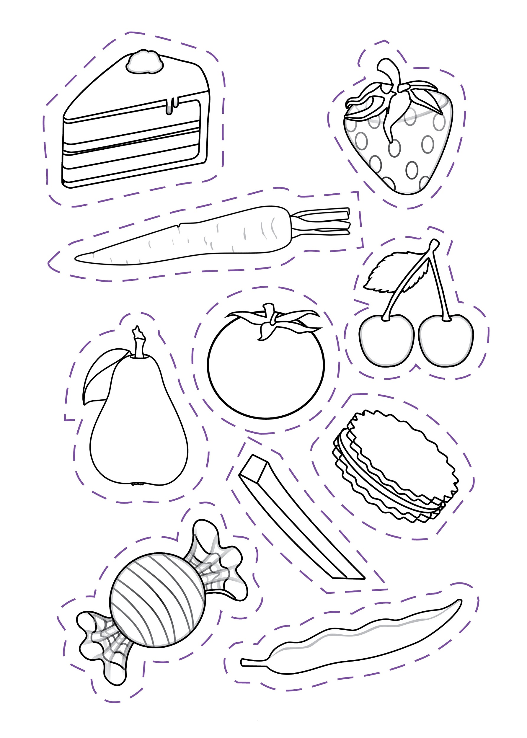 free worksheets for kids coloring