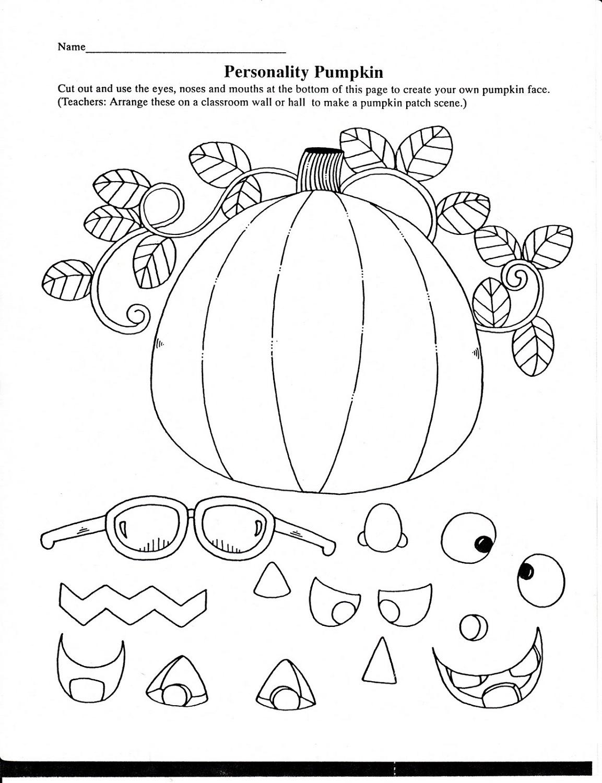free worksheets for teachers kindergarten